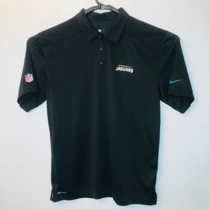 Nike Dri-Fit Jacksonville Jaguars Polo On Field M